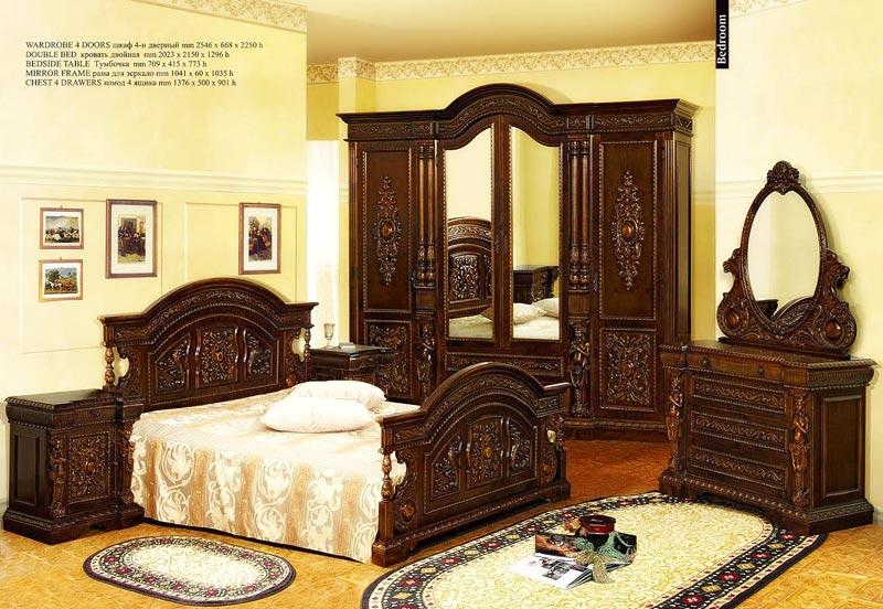 румынская мебель салон мебели клеопатра спальный гарнитур флорента