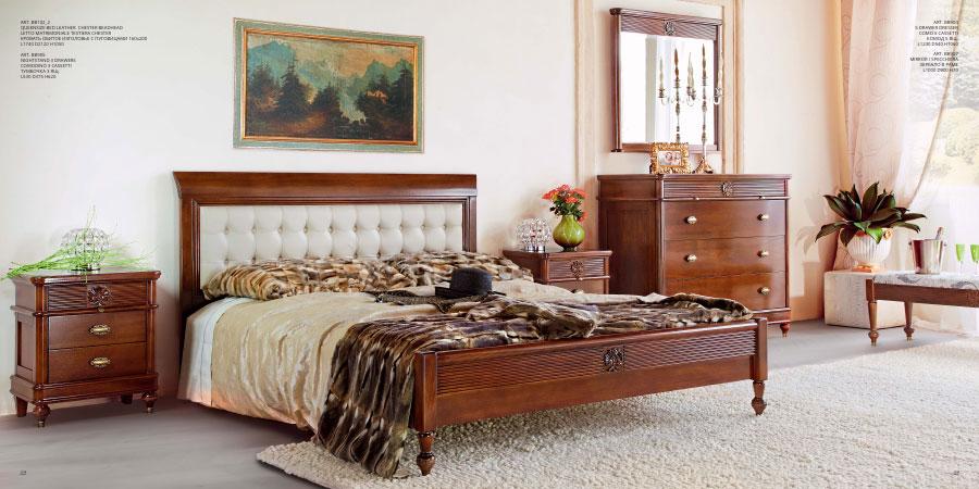 Спальни из дуба румыния