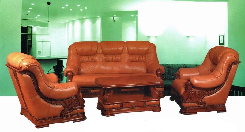 Zotroncore российско румынская кожаная мягкая мебель с